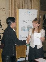 Dodeljen akreditacioni znak Regionalnoj agenciji za ekonomski razvoj Šumadije i Pomoravlja Dodela akreditacionog znaka