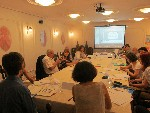 """Konferencija, plenarna sesija i okrugli stolovi povodom promocije rezultata projekta """"Iskorišćavanje efekata migracija u svrhu razvoja"""" Okrugli sto II - Rad i zapošljavanje"""