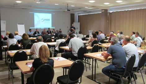 Podrška razvoju partnerstva javnog, privatnog i civilnog sektora i realizaciji odabranih projekata u oblasti ruralnog i regionalnog razvoja u Šumadijskom, Kolubarskom, Sremskom i Mačvanskom okrugu
