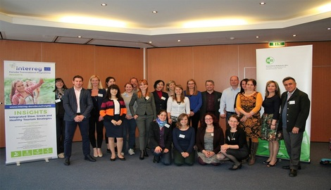 INSiGHTS - A project with a proven need - Internal thematic meeting in Vienna on development of tourism strategies