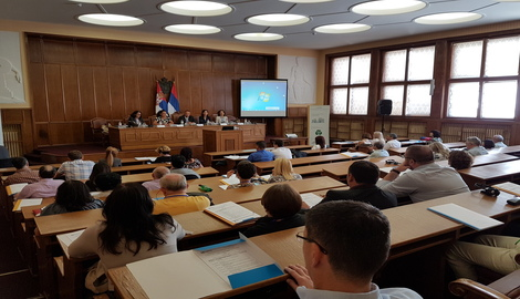 Launching workshop of the project ''Self-Assessment of Equal Access to Water and Sanitation in Serbia'' was held