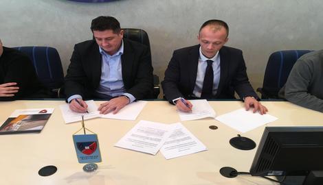 Potpisan Sporazum o saradnji sa Ekonomskim fakultetom Univerziteta u Kragujevcu