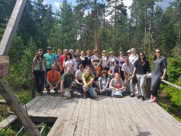 INSiGHTS - The 4th SCOM meeting and transnational walkshop in Hargita County, Romania