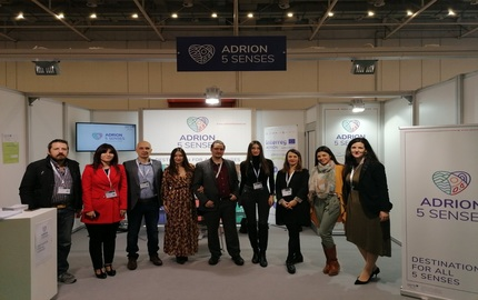 REDASP participated at the Athens International Tourism Expo